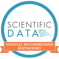 Nature-Scientific Data Badge